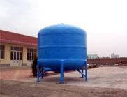 玻璃钢砂滤罐