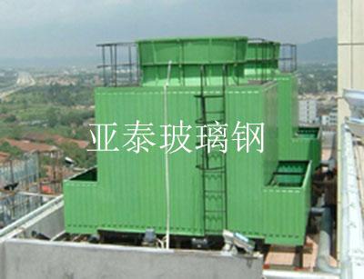 新型无填料方型喷雾冷却塔