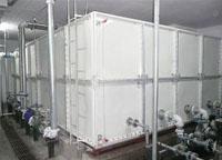 玻璃钢组装式水箱