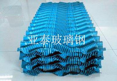 玻璃钢冷却塔填料